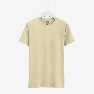 Krem Basic T-Shirt