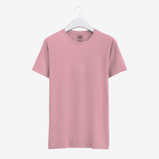 Pembe Basic T-Shirt