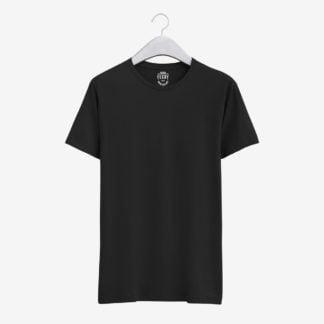 Siyah Basic T-Shirt