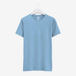 Turkuaz Basic T-Shirt