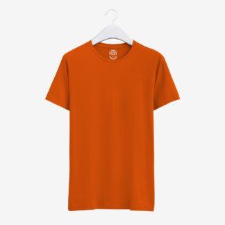Turuncu Basic T-Shirt
