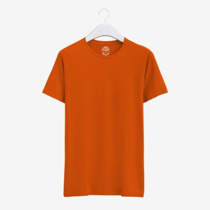 Turuncu Basic T-Shirt