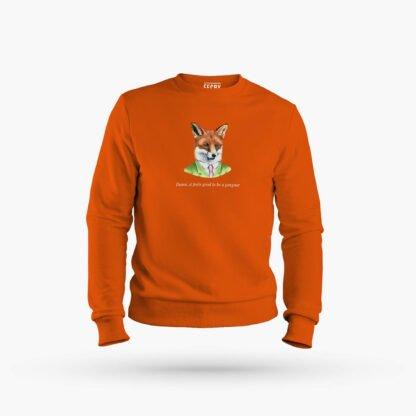 Gangsta Fox Sweatshirt
